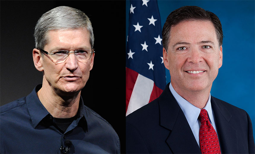 The Crypto Debate: Apple vs. the FBI
