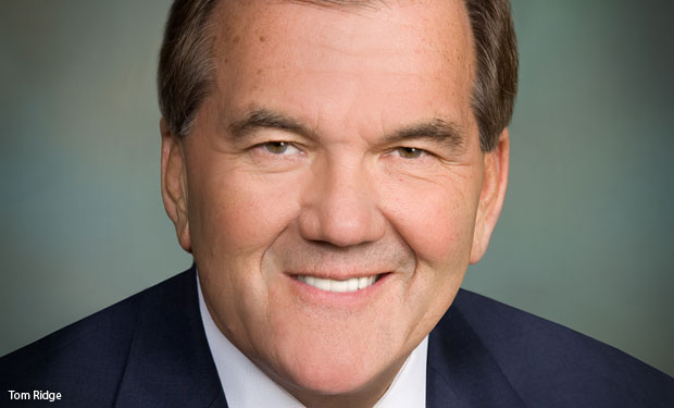 Tom Ridge on DHS's IT Security Role